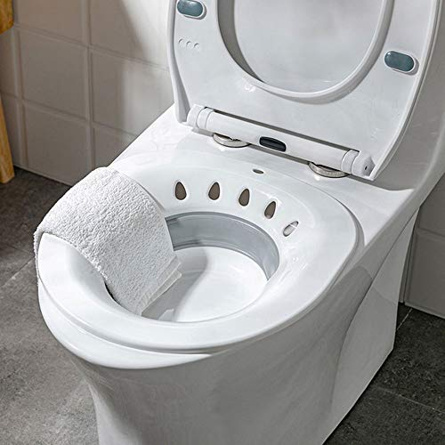 Personal Hygiene Solution Fits Standard Toilet Seats Ideal for Travel Portable Bidet for Standard Toilet Easy to Clean and Empty