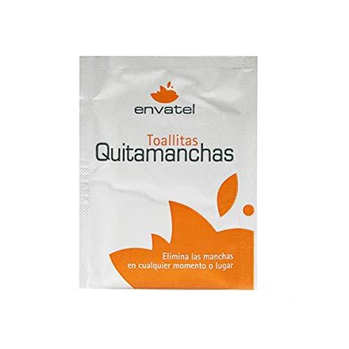 Toallita Quitamanchas STD (125 uds)