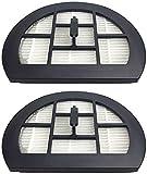 QIBIN Repuesto de filtro antipolvo para aspiradora, compatible con Deerma CM1000 CM1500, colchón de cama, sofá, limpiador de ácaros, robot de barrido, accesorios de repuesto