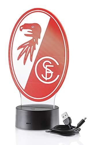 SC Freiburg LED Licht, Lampe Wappen