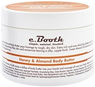 Best c booth lotion honey almond Reviews