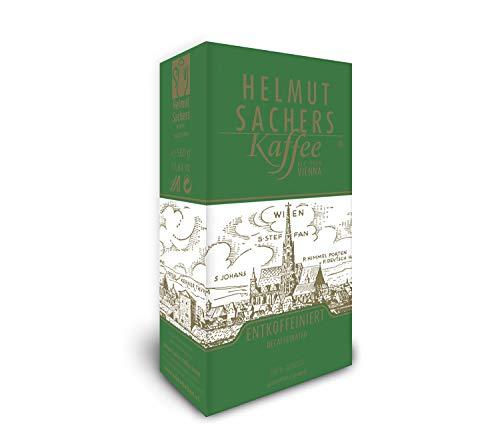 Helmut Sachers Kaffee Entkoffeiniert, gemahlen, 500 g