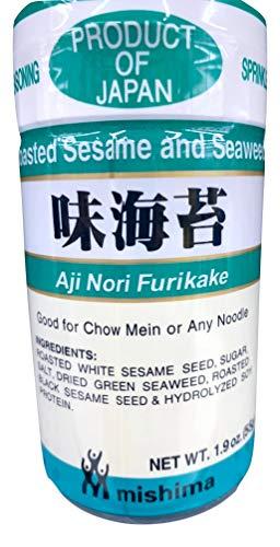 Aji Nori Furikake (Seasoned Mix) - 1.9oz (Pack of 1)