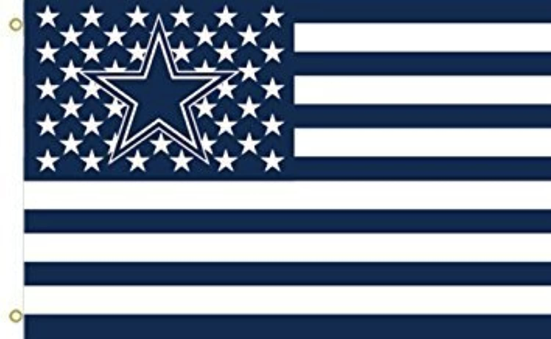 874447de NFL Dallas Cowboys Stars and Stripes Flag 3x5 FT ncyqlk2890-Sporting ...