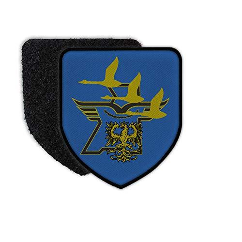 Copytec Patch III Luftwaffenausbildungsregiment 3 Germersheim Bundeswehr General #33827