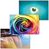 GREAT ART 3er Set XXL Poster Kinder Motive – Love Set –