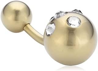 jieGorge ❤ Damen Ohrringen AusverkaufVerkauf !!!❤ 2 ST/ÜCKE Clip auf Body Nose Lip Ohr Gef/älschte Versenkbare Ohrringe Creolen Septum