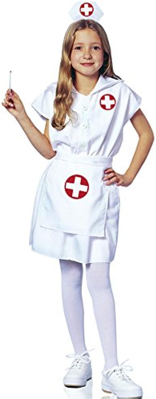 Classic Nurse Girls Costume Size S