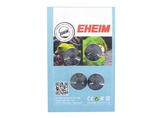 Eheim - Ventosa Eh 1000/1/2-Skim 350-miniFlat/UP (4 Unidades)
