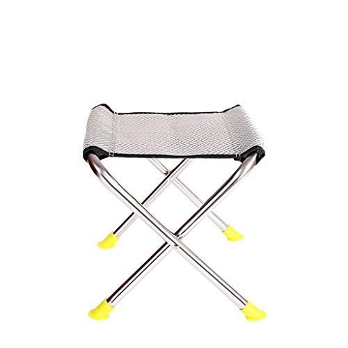 ch-AIR Tabouret De Camping Pliant Léger Portable Convenant Au Camping, À La Pêche, Au Pique-Nique, Aux Voyages Et À La Randonnée (Size : L)