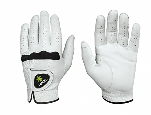 HIRZL SOFFFT Flex Men (Silver White/Black RH, S)