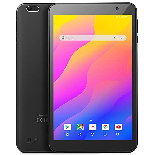 Android10.0 タブレット 7インチ ROM32GB/RAM2GB 3000mAh IPSディスプレイ GPS/WiFi/ Bluetooth 顔認証 GMS認証 日本語マニュアル付き 一年保証S7 Black