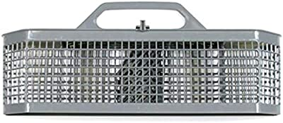 Yonice WD28X10128 Dishwasher Silverware Basket Compatible with GE Dishwasher Accessories Storage Box