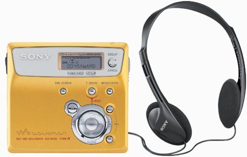 Top Portable Minidisc Players