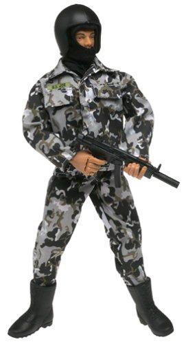 GI Joe URBAN CAMO Soldier
