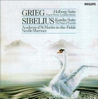シベリウス:カレリア組曲/グリーグ:組曲《ホルベアの時代より》他