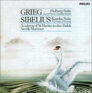 シベリウス:カレリア組曲/グリーグ:組曲《ホルベアの時代より》他の詳細を見る