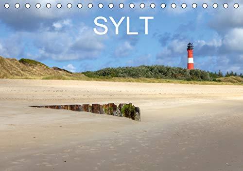 Sylt (Tischkalender 2021 DIN A5 quer)