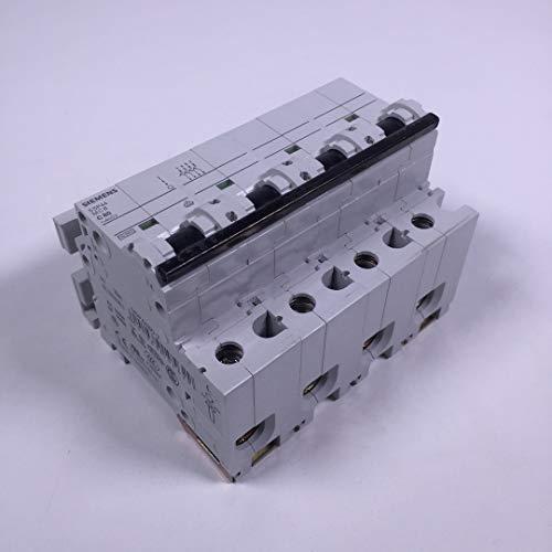 Siemens - Interruptor automático 70 accesorio 10ka -c 6 módulos 4 polos 80a