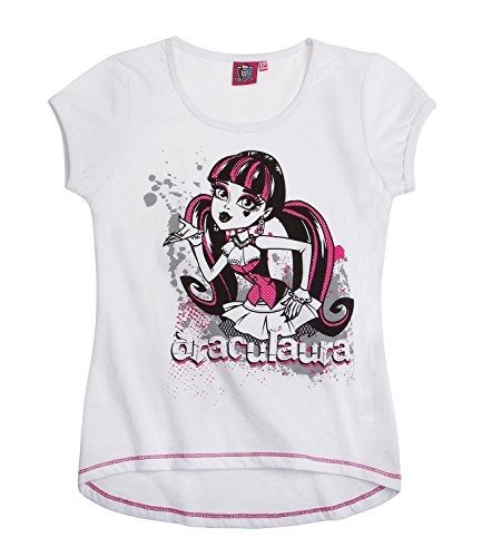 T-shirt Monster High blanc - Blanco, 12 años