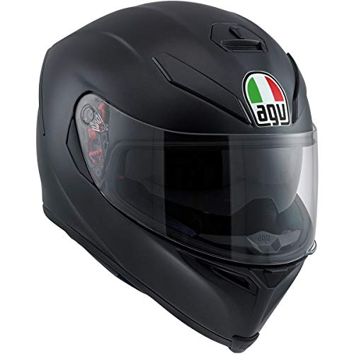 AGV K-5 S Adult Helmet - Matt Black/Medium/Large