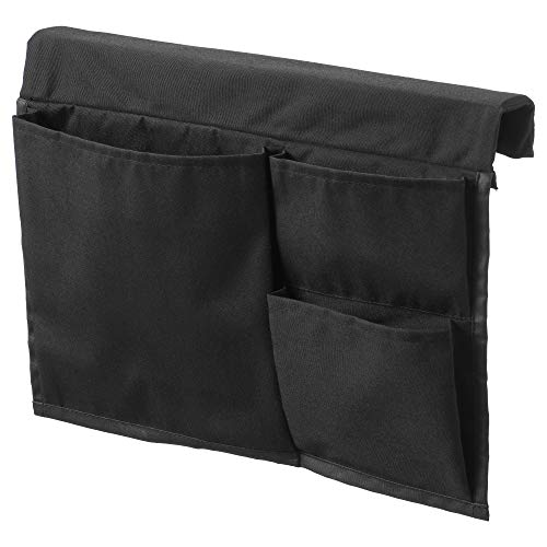 IKEA Stickat Betttasche schwarz 203.783.41 Größe 15 ¼x11 ¾