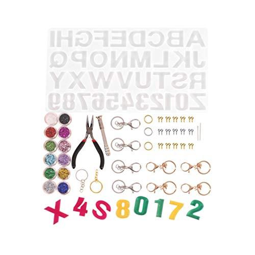 La Mejor Lista de Letras y números para artesanía , tabla con los diez mejores. 8
