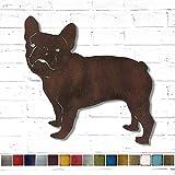 French Bulldog - Metal Wall Art home decor - Handmade - Choose 11