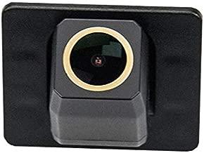 HD 1280x720p Golden Camera for Mazda 3 Mazda3 Axela Sedan BM 2014~2018,3nd Generation Camera Rear View Reversing Backup Camera Night Vision Waterproof Backing Camera