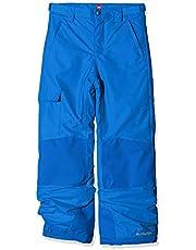 Columbia Pantalón de esquí impermeable para niños, Bugaboo II Pant, Nailon, 1806712