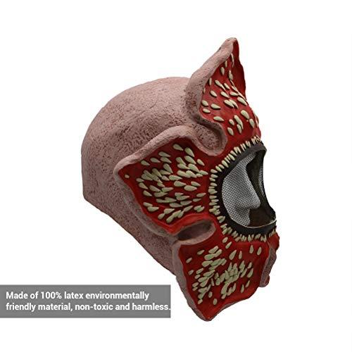Wakness Demogorgon Máscaras Flor Caníbal Disfraz Máscaras Facial ...