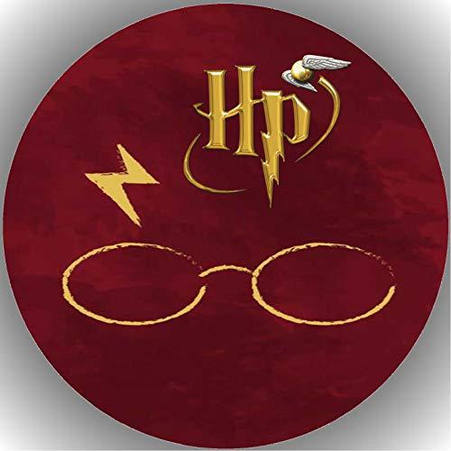 Fondant Tortenaufleger Tortenbild Geburtstag Harry Potter T15