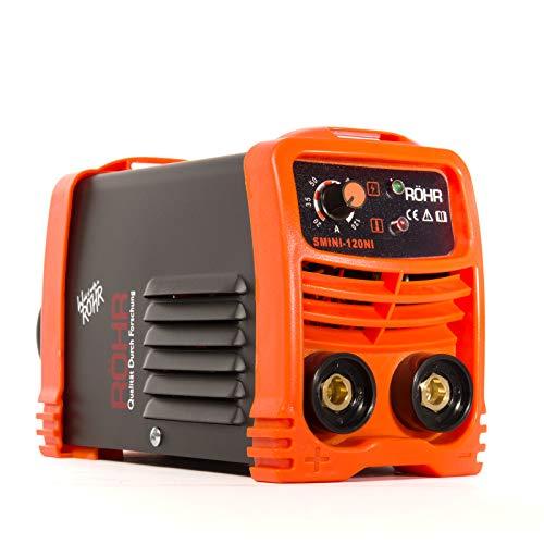 Röhr SMINI-120NI - ARC Welder Inverter MMA 240V / 120amp DC