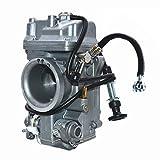 Carbman 45mm Caruretor for Mikuni HSR45 HSR 45mm Performance Pumper Carburetor...