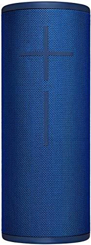 Ultimate Ears MEGABOOM 3 Portable Waterproof Bluetooth Speaker - Lagoon Blue (Renewed)