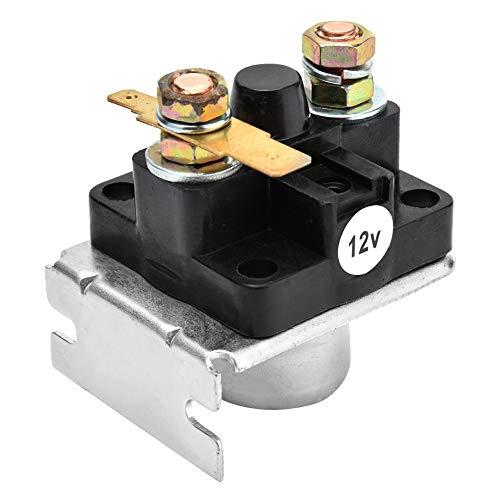 Eatbuy Interruptor de solenoide de Arranque de Kart, Motor eléctrico, relé de Karts SRB325 76766 4ST 12V para Coches clásicos