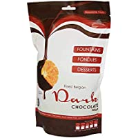Finest Belgian Dark Fondue Chocolate Drops 900g