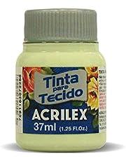 Textil Acrilex Nº897 37ml. Verde Soft