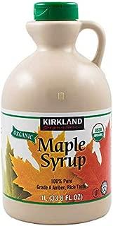 Best kirkland maple syrup Reviews