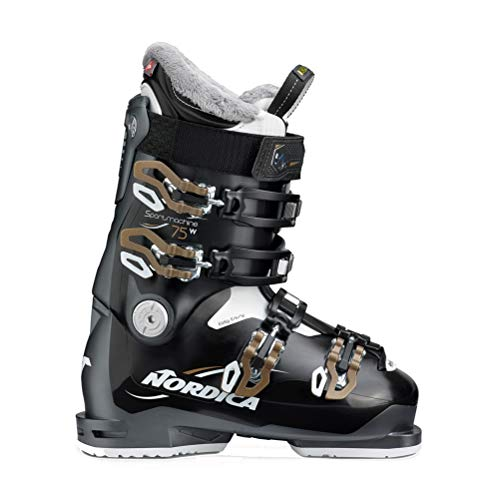 Nordica 20 SPORTMACHINEW 75' Color BKBRZ Size 23.0 (22.5)