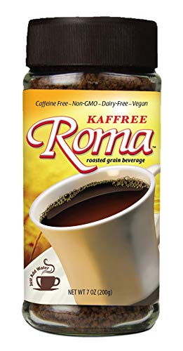 Kaffree Roma Kaffree Roma Roasted Grain Beverage, 7-Ounce (Pack of 3)