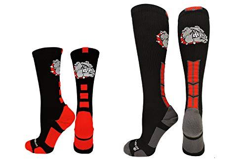 High Elasticity Girl Cotton Knee High Socks Uniform Love Music Microphone And Music Notes Women Tube Socks
