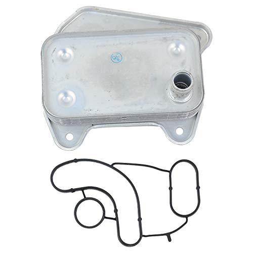 NSGMXT Enfriador de aceite de motor de coche C200 1.8L 2.0L 3500 3.0L V6 6111880301 6121880101 6461880301