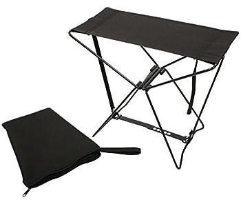Rothco Folding Camp Stool Black