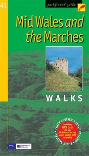 PF (41) MID WALES & THE MARCHES: Walks (Pathfinder Guide)
