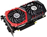 MSI NVIDIA GEFORCE GTX 1050Ti GAMING X 4G Graphics Card '4GB GDDR5, 1493MHz