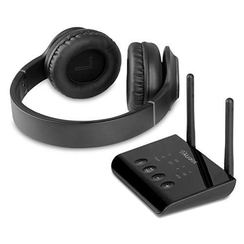 Aluratek Bluetooth Wireless TV Streaming Kit with Bluetooth ...
