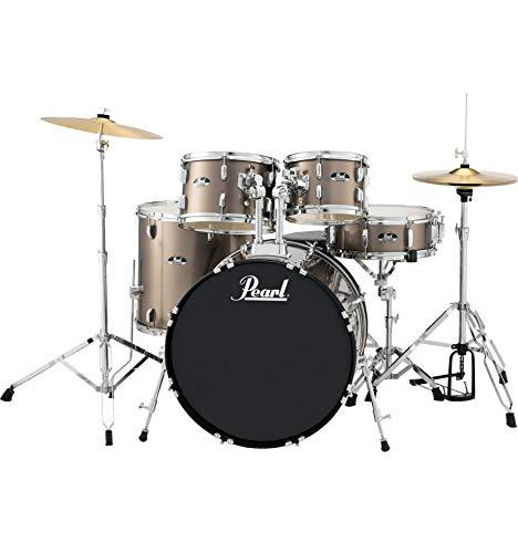 Pearl Roadshow Rock 55,88cm (22Zoll),5Trommeln–Metallic-Bronze
