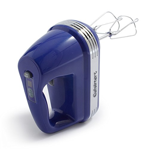 Cuisinart Power Advantage 7-Speed Hand Mixer, Blue