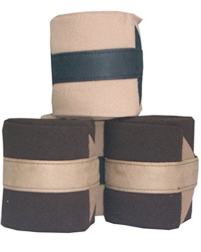 Reitsport Amesbichler Equest Fleecebandagen Duo Bandagen Fleece Duo